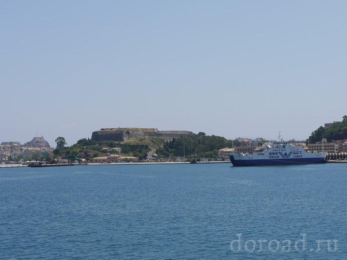 Что посмотреть на острове Корфу, топ-7