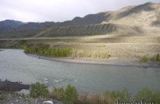 Горный Алтай: Чуйский тракт до Ак-Боома