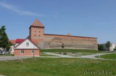 Лидский замок (Беларусь)