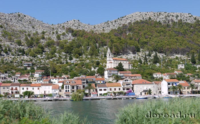 doroga iz Montenegro11H