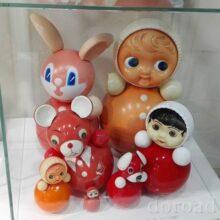Музей игрушек в «Детском мире» на Лубянке
