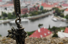Город Вроцлав, вид сверху и снизу :)