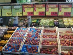 Цены на продукты в Хорватии