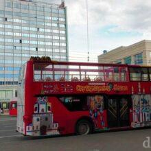 Москва — Казань: с двухэтажного поезда в двухэтажный автобус